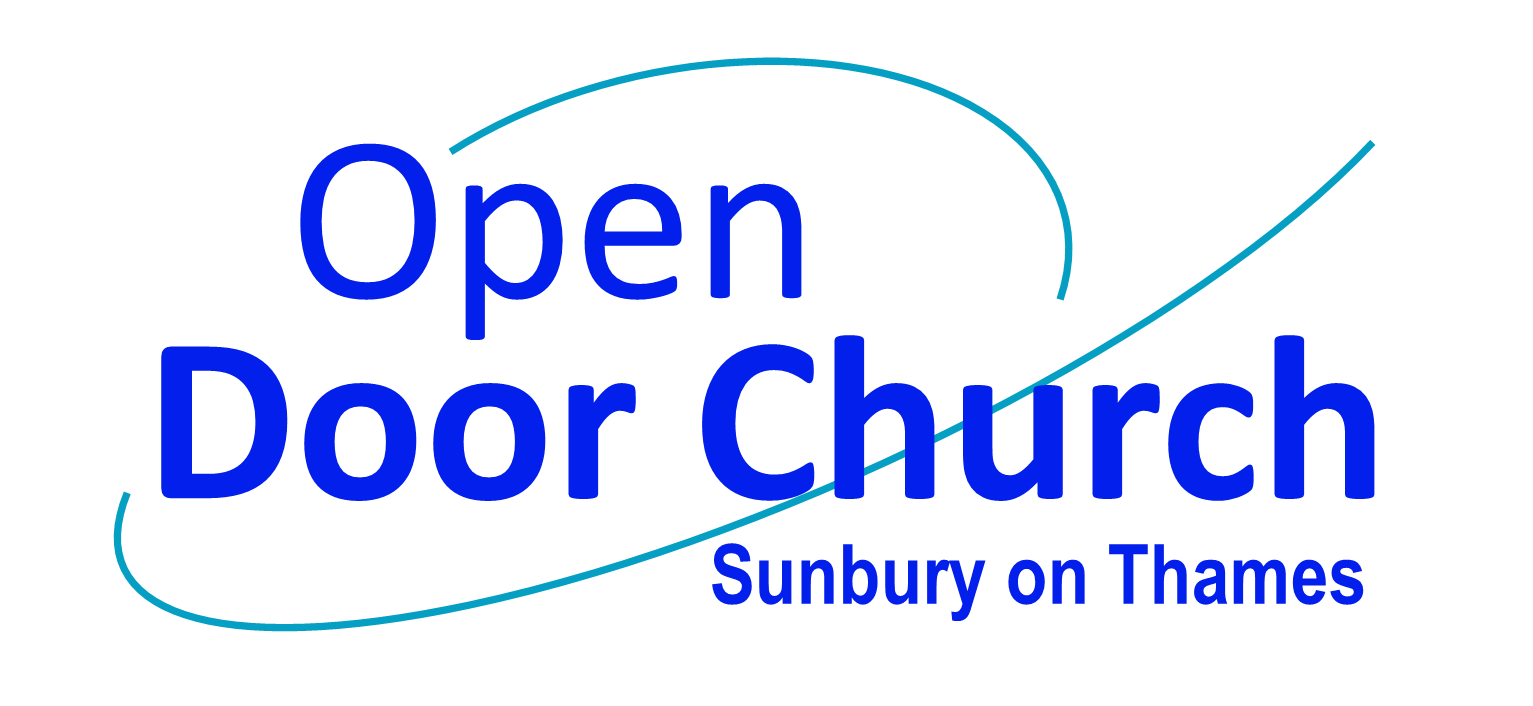 Open door Church Sunbury - Logo